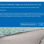 Windows 10 Build 9926: Avast Antivirus bisher nicht kompatibel