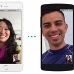 Video Calls mit dem Facebook Messenger