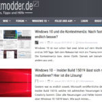 ISOs von Windows 10 downloaden