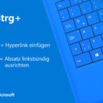Links und links in Word