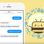"Chatbot ""Blink The Bee"" als Erinnerungsliste"