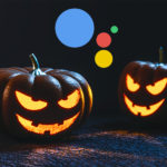 Halloween Easter-Eggs im Google Assistant und Google Home