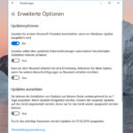 Windows-Updates manuell installieren